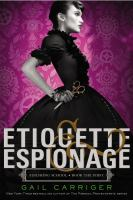 Ettiquette and Espionage