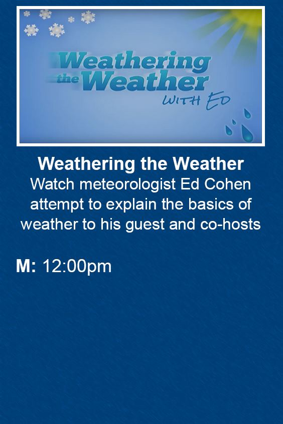 Program WeatheringTheWeather