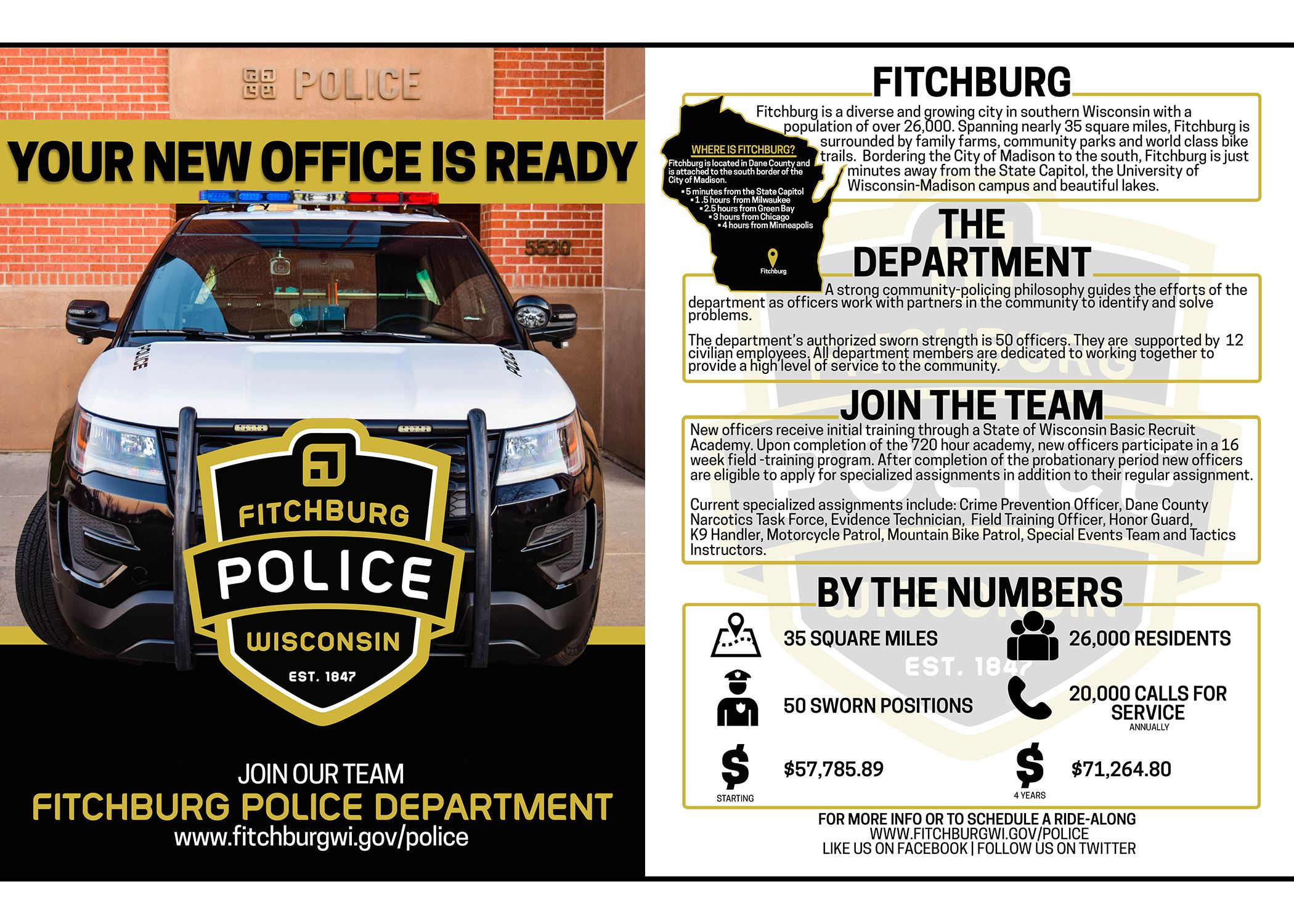 recruit flyer front and back 2018
