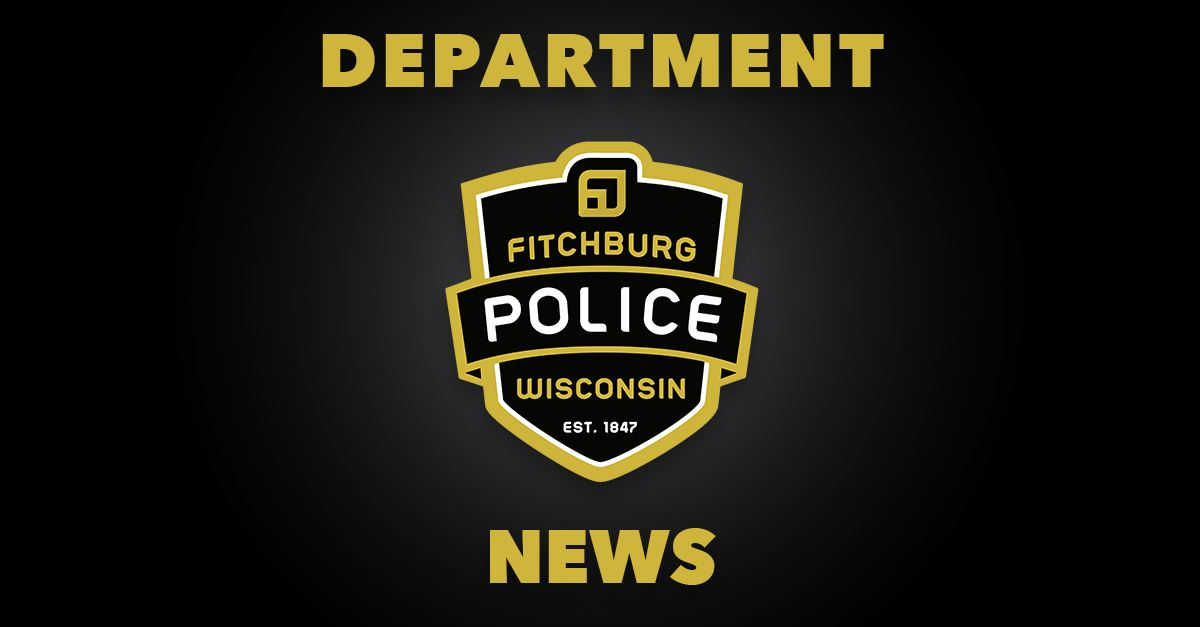 Fitchburg Police Department News
