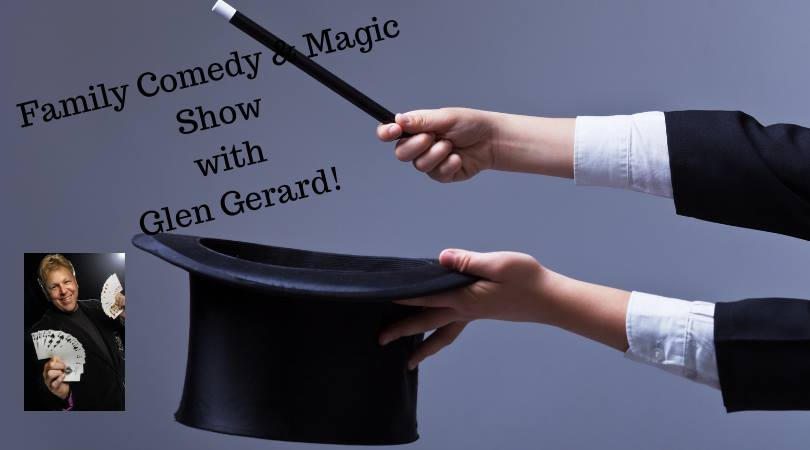 Magic with Glen Gerard