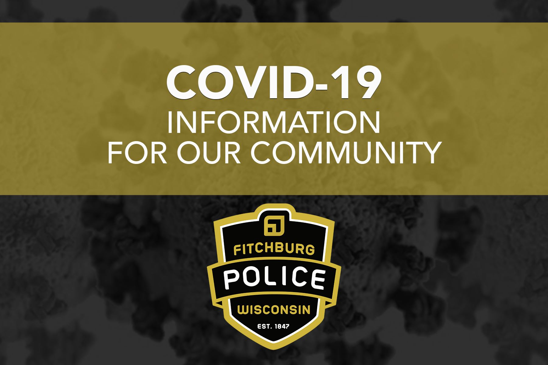 covid info for community
