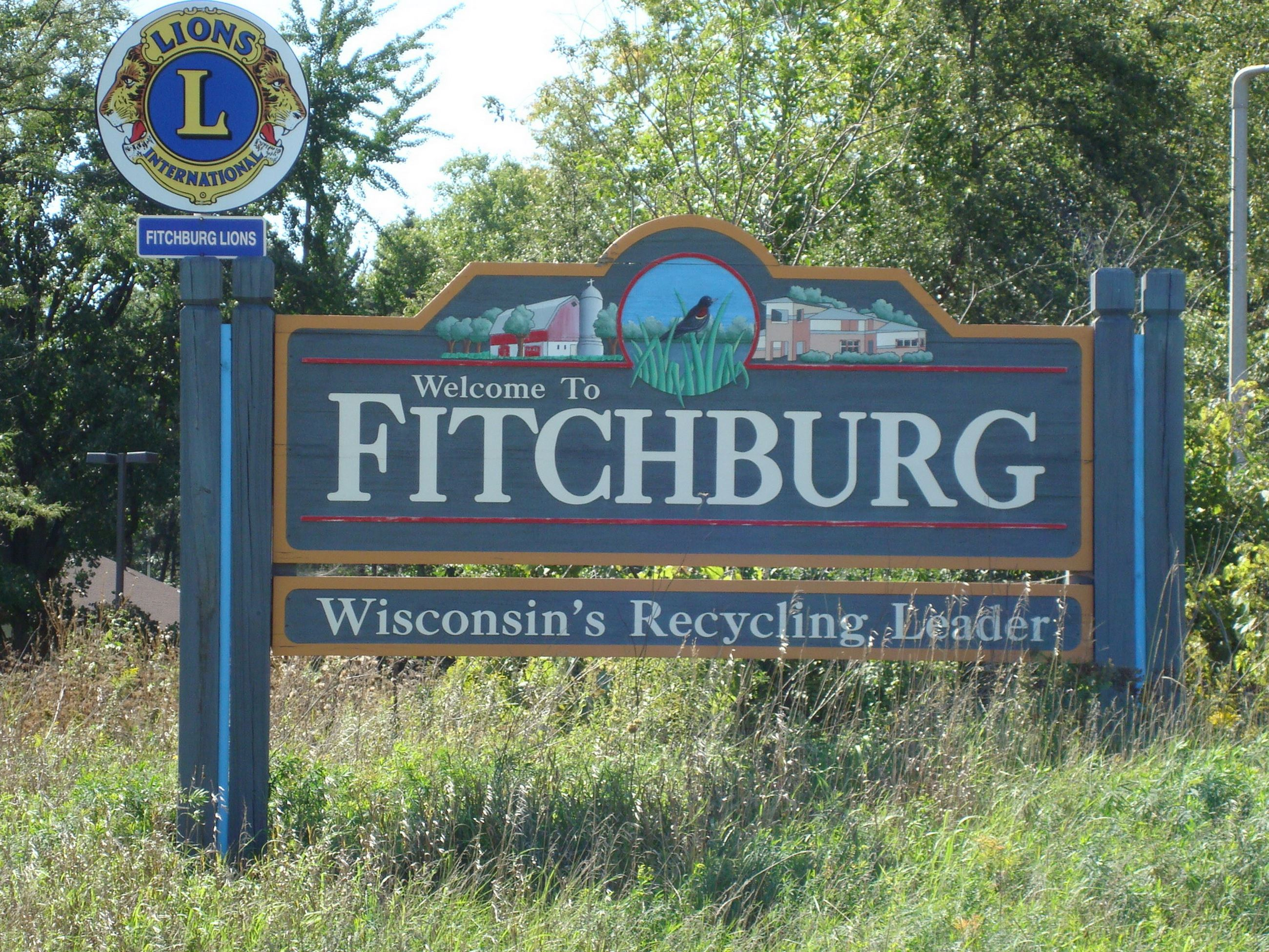 Fitchburg Sign