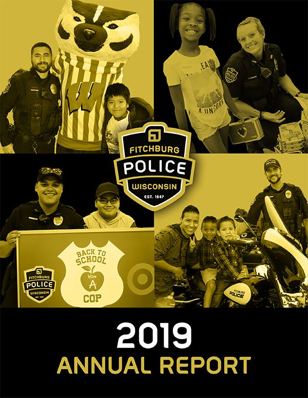 FPD 2019 Annual Report Cover