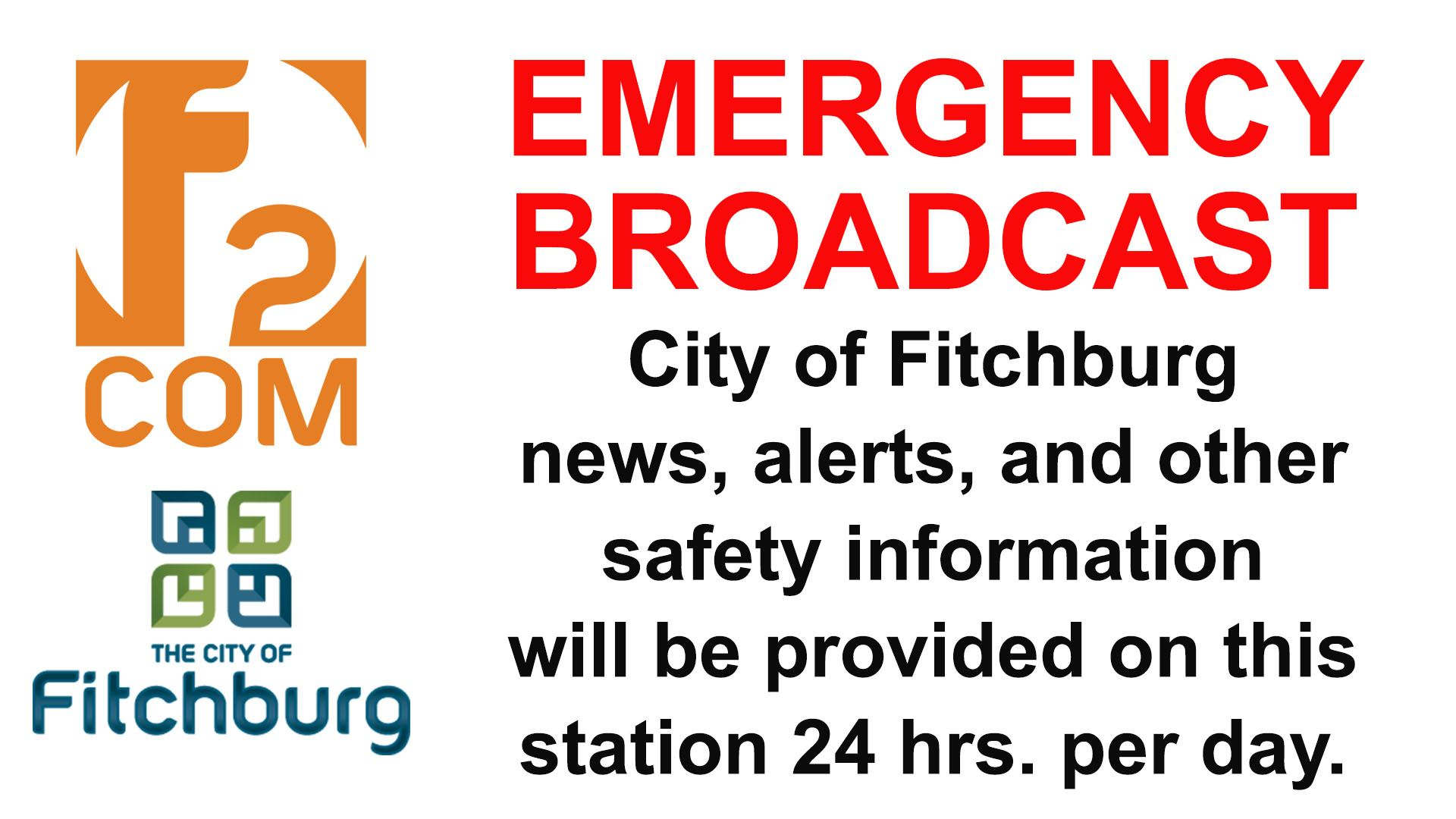 FACTv Emergency Broadcast Graphic