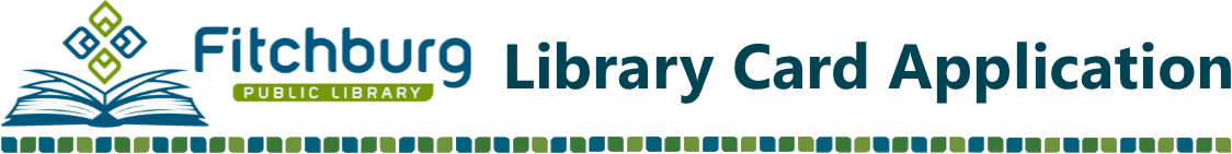Library Card Application Logo